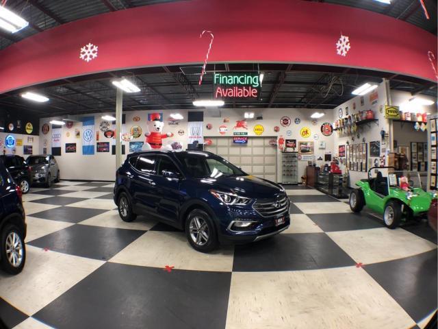 2017 Hyundai Santa Fe Sport 2.4L PREMIUM AUT0 AWD A/C H/SEATS CAMERA 105K