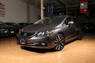 Used 2015 Honda Civic Sedan 4DR AUTO TOURING for sale in Toronto, ON
