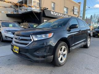 Used 2016 Ford Edge 4DR SE FWD for sale in Scarborough, ON