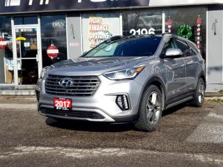 Used 2017 Hyundai Santa Fe XL AWD 4DR LIMITED for sale in Bowmanville, ON