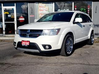 Used 2016 Dodge Journey AWD 4dr R/T for sale in Bowmanville, ON