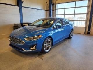 Used 2020 Ford Fusion Hybrid Titanium for sale in Moose Jaw, SK