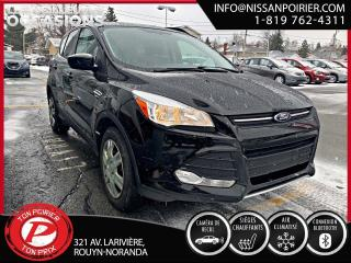 Used 2016 Ford Escape SE for sale in Rouyn-Noranda, QC