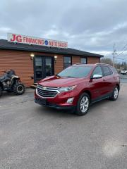 Used 2018 Chevrolet Equinox Premier for sale in Millbrook, NS