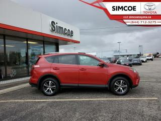 Used 2017 Toyota RAV4 XLE  - Certified - $168 B/W for sale in Simcoe, ON