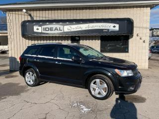 Used 2012 Dodge Journey R/T for sale in Mount Brydges, ON