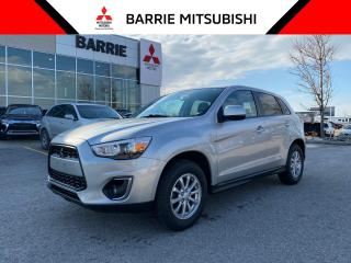 Used 2014 Mitsubishi RVR SE for sale in Barrie, ON