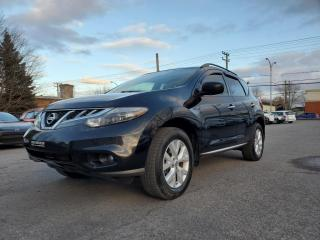 Used 2012 Nissan Murano SL *TOIT*CAMERA*VOLANT CHAUFFANT* ++ 70$/SEM for sale in St-Jérôme, QC