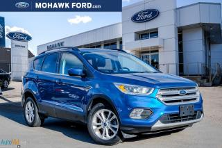 Used 2018 Ford Escape SEL for sale in Hamilton, ON