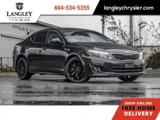 Used 2014 Kia Optima SX Turbo  Locally Driven/ Loaded with Options/ Low Km for sale in Surrey, BC