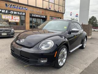 Used 2013 Volkswagen Beetle Coupe 2dr Cpe 2.5L Auto Fender Edition / POWER SUNRROF for sale in North York, ON