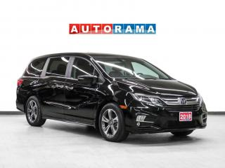 Used 2018 Honda Odyssey EX-L Leather Sunroof Backup Cam DVD Player for sale in Toronto, ON