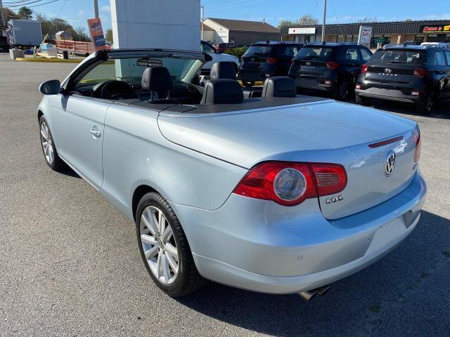 2008 Volkswagen Eos Lux