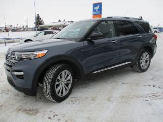 New 2021 Ford Explorer LIMITED for sale in Wetaskiwin, AB