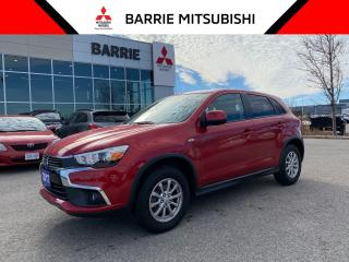 Used 2017 Mitsubishi RVR SE for sale in Barrie, ON