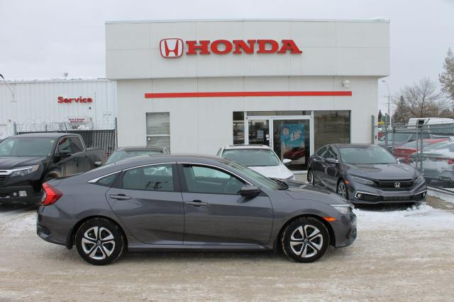 2017 Honda Civic LX REMOTE START HEATED SEATS EXTENDED WARRANTY