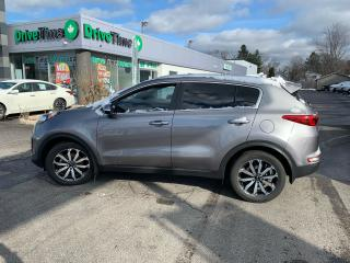 Used 2017 Kia Sportage EX for sale in London, ON