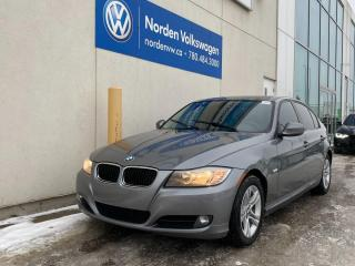 Used 2011 BMW 3 Series 328i xDrive Executive Edition for sale in Edmonton, AB