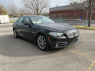 Used 2014 BMW 5 Series 535d xDrive for sale in North York, ON