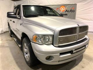 Used 2005 Dodge Ram 1500 SLT for sale in Peace River, AB