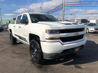 Used 2018 Chevrolet Silverado 1500 4X4*BACKUP CAM*5.3L V8* for sale in London, ON