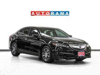 Used 2017 Acura TLX Leather Sunroof Backup Camera for sale in Toronto, ON