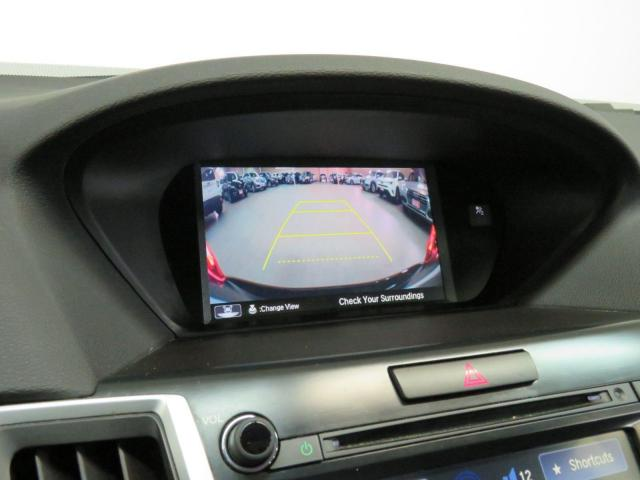 2017 Acura TLX Leather Sunroof Backup Camera