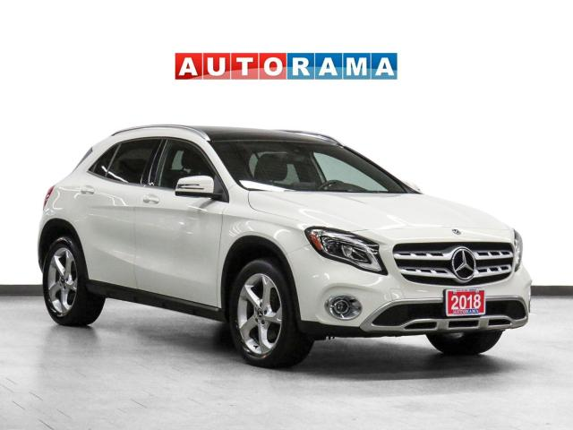 2018 Mercedes-Benz GLA 250 4Matic Nav Leather PanoRoof Backup Cam