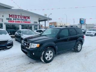 Used 2011 Ford Escape XLT for sale in Regina, SK