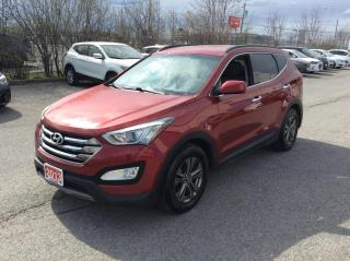 Used 2013 Hyundai Santa Fe AWD 4DR 2.4L AUTO PREMIUM for sale in Ottawa, ON