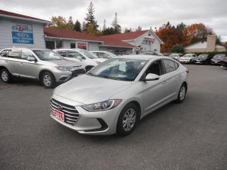 Used 2017 Hyundai Elantra 4dr Sdn Auto for sale in Ottawa, ON