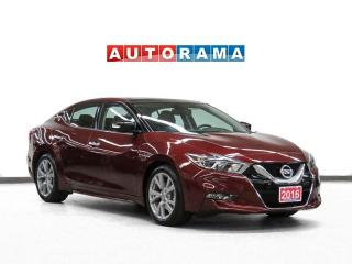 Used 2016 Nissan Maxima Platinum Nav Leather PanoRoof Backup Cam for sale in Toronto, ON