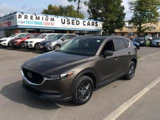 Used 2019 Mazda CX-5 GS AWD - LEATHER - SUNROOF - BACK UP CAMERA! for sale in Ottawa, ON