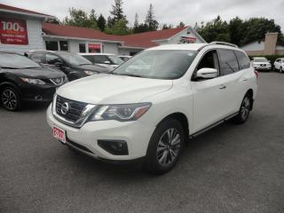 Used 2019 Nissan Pathfinder 4x4 SV Tech for sale in Ottawa, ON