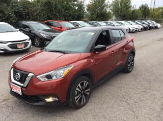 Used 2020 Nissan Kicks SV - AUTO - A/C - BACK UP CAM! for sale in Ottawa, ON