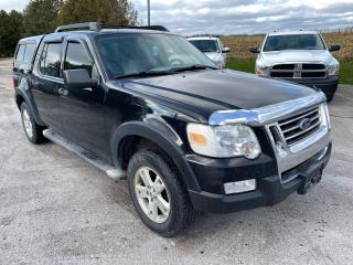 Used 2007 Ford Explorer Sport Trac XLT 4X4 for sale in Waterloo, ON