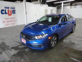 Used 2019 Honda Civic Sedan LX AUTOMATIC CVT for sale in Ottawa, ON