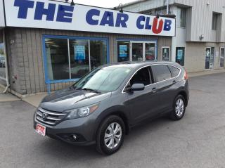 Used 2014 Honda CR-V EX-L AWD - LEATHER - SUNROOF - BACK UP CAM! for sale in Ottawa, ON