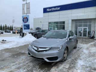 Used 2017 Acura ILX TECHPACK/2SETSTIRES/LEATHER/NAV/PANOROOF/BACKUPCAM for sale in Edmonton, AB