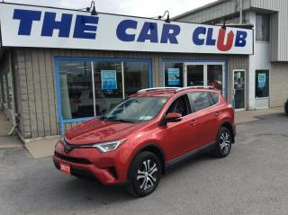 Used 2017 Toyota RAV4 LE AWD - BACK UP CAMERA - HEATED SEATS! for sale in Ottawa, ON