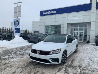 Used 2018 Volkswagen Passat GT AUTO/RARE/LEATHER/SUNROOF/BACKUPCAM for sale in Edmonton, AB