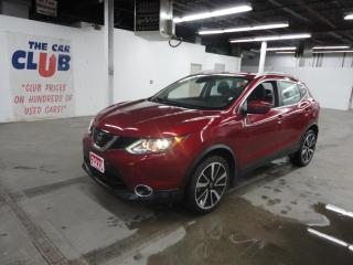 Used 2019 Nissan Qashqai AWD SL W/ LEATHER & SUNROOF for sale in Ottawa, ON
