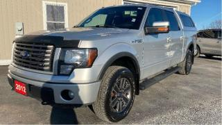 Used 2012 Ford F-150 FX4 for sale in Tilbury, ON