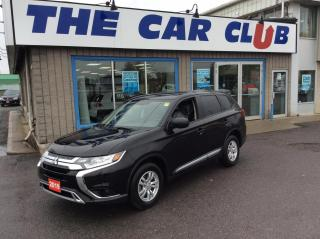 Used 2019 Mitsubishi Outlander ES AWD - AUTO - A/C -  BACK UP CAMERA! for sale in Ottawa, ON