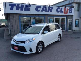 Used 2020 Toyota Sienna LE 8-Passenger - POWER SLIDING DOORS! for sale in Ottawa, ON