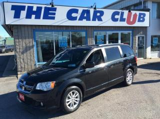 Used 2019 Dodge Grand Caravan SXT Premium Plus - Navigation! Bluetooth! for sale in Ottawa, ON