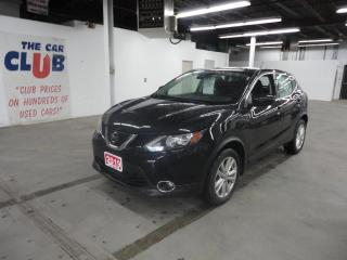 Used 2019 Nissan Qashqai AWD SV CVT for sale in Ottawa, ON