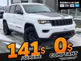 Used 2017 Jeep Grand Cherokee TRAILHAWK  ''GARANTIE PLAN OR'' for sale in Ste-Marie, QC