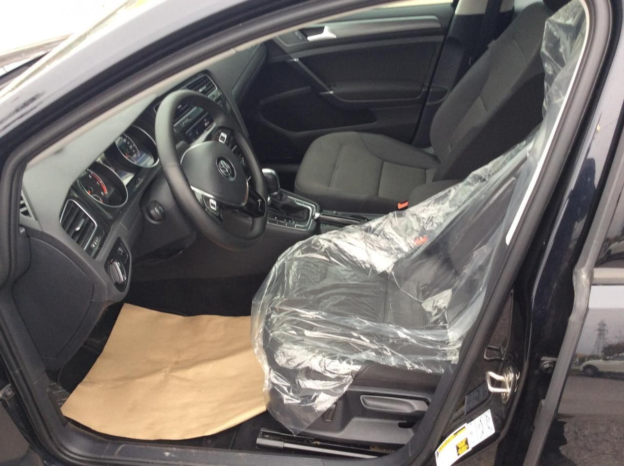 2019 Volkswagen Golf Sportwagen Comfortline