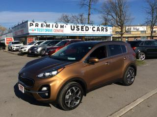 Used 2020 Kia Sportage EX S AWD - SUNROOF - BACK UP CAMERA! for sale in Ottawa, ON